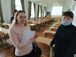 У Центрі довузівської підготовки пройшла зустріч за підсумками роботи в І семестрі