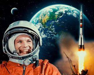 Первый полет в космос
