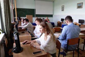 Госэкзамены у бакалавров