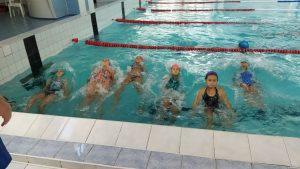 Секция по плаванию